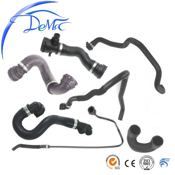 High quality reinforced epdm rubber hose LR002589 for LAND ROVER FREELANDER 2 (FA_) 2.2 TD4 4x4