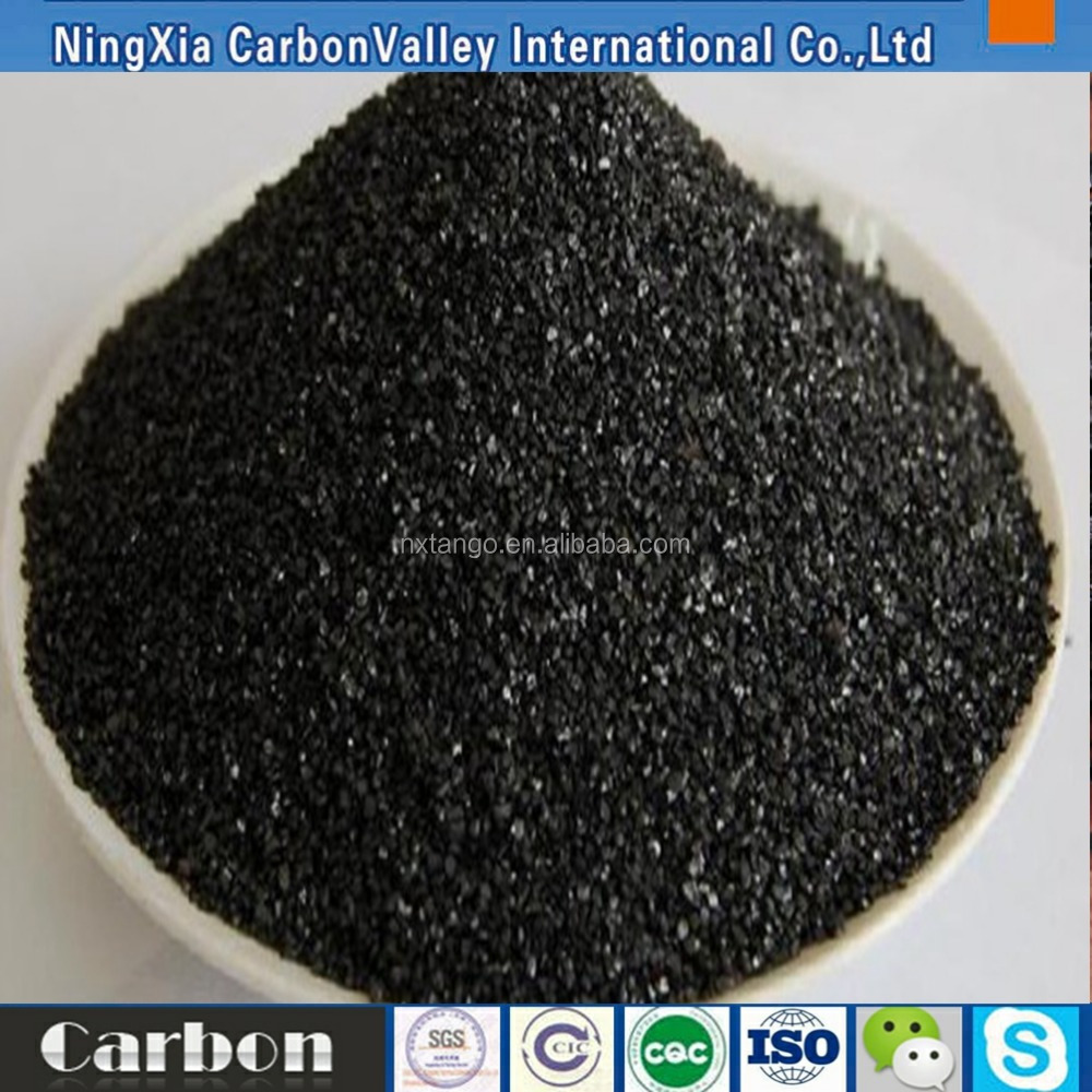anthracite coal recarburizer for steel