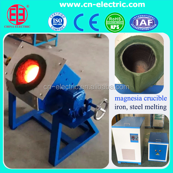 steel melting inductotherm furnace for sale