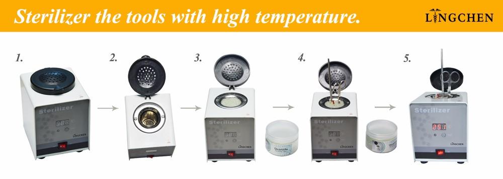 New Simple portable dental autoclave sterilizer price