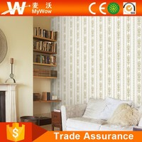 High Quality Waterproof Durable Decorative Wallpaper for Restaurant