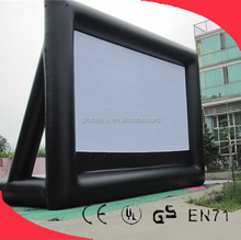 Large Inflatable Billboard/Inflatable Movie Screen for Outdoor Movie Enjoying and Advertising