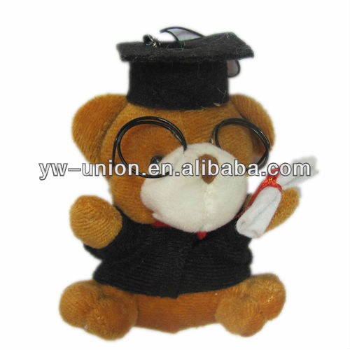5cm Bear Doctor Toy for Phone Hanging