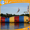 Ourdoor inflatable water jumping bag, inflatable water catapult blob/air lifting bags