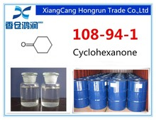 Cyclohexanone CAS Number 108-94-1 with low price