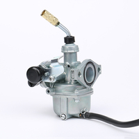 Good Quality BAJAJ CT100 Motorcycle Parts Carburetor PZ20 for BAJAJ BOXER 100cc India Market