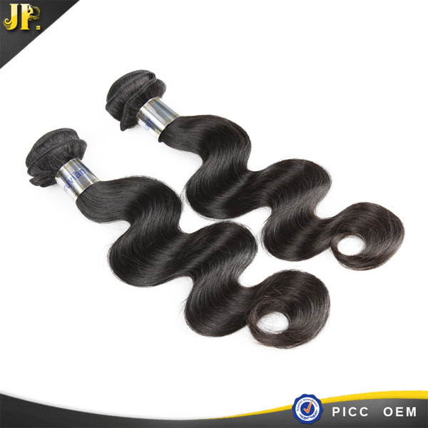 JP Hair tangle and shedding free no chemical wholesale body wave eurasian hair