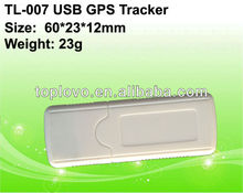 easily covert gps tracker usb case TL-007