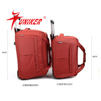 2014 Popular travel trolley bag luggage bag set bag
