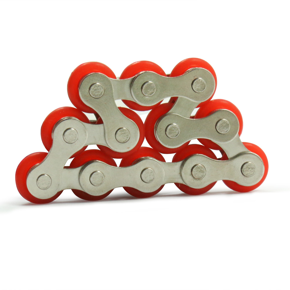 Best Selling Pressure Stress Release Office Bicycle Chain fidget hand spinner