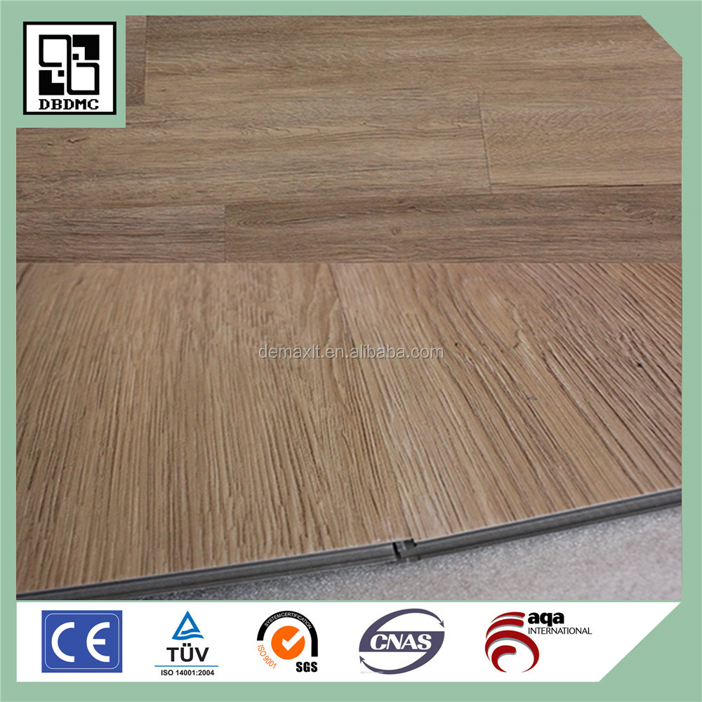 New Style Factory Directly Provide PVC Floor With Interlock System