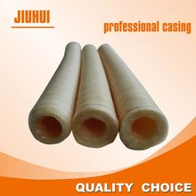 Good quality edible plastic sausage casing from bovine skin