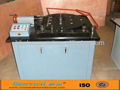 Automatic rebar bending machine / rebar cutting and bending machine
