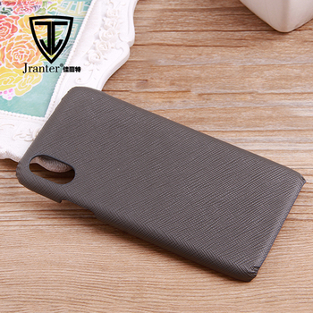 China Leather Mobile Phone Case Manufacturer, Wholesale Genuine Saffiano Cell Phone Case For Iphone X
