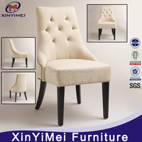 commercial furniture aluminium alloy imitated dining chair
