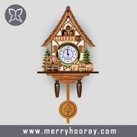 Customized Swiss House Clock