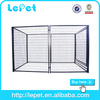 outdoor galvanized heavy-duty dog run kennel