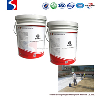 Water Based Acryl Polymer Emulsion Waterproof Coating Paint