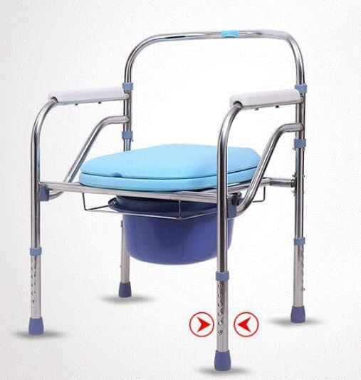 The best patient toilet seat chair for elderly with good design
