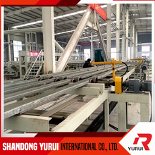 iso/ce certification gypsum board production line/gypsum board processing machinery