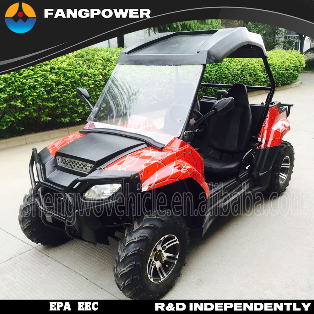 China Fangpower UTV for sale 200cc cheap side by side utv