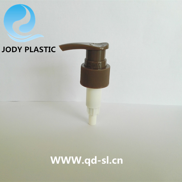 Custom plastic bottle usage output 2ml lotion dispenser pump