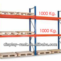 Warehouse Storage Steel Heavy Duty Pallet