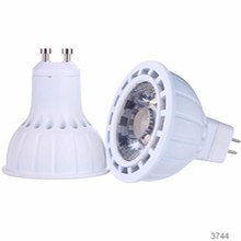 Narrow beam angle 10 20 38 degree 8W 750LM 12V MR16 GU5.3 LED Bulb Dimmable LED Spot light ceiling lamp
