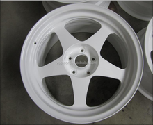 5 spoke alloy wheel 17inch 4x100