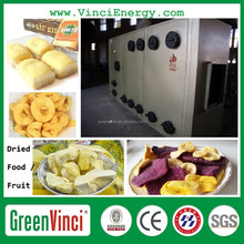 Low Transformation Cost biomass hot air generator / fruit food dehydrator / food drying machine popular in Bangkok, Thailand
