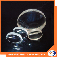 Precision optical YBT customed concave glass mirror