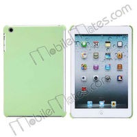 "Hot Selling Solid Color Rubberized Hard Plastic Snap On Shell Case Cover for iPad mini 7"" tablet pc"