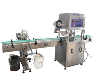 PET bottles filling sealing machine YKF-GF900/2000 ml