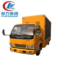 CKD cargo dry van box truck body cargo van truck ckd refrigerated truck body polyurethane insulated