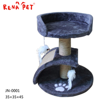 New products cat scratching tree pet products led modern christmas tree lamp