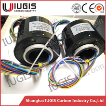 Electric Through Hole Slip Ring for Industrial Equipments