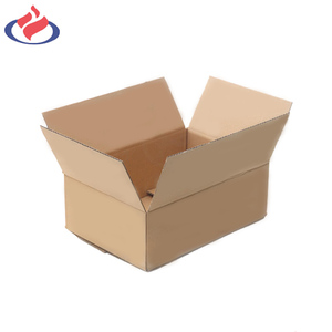 Custom logo printed cardboard paper box corrugated mailing box packaging box