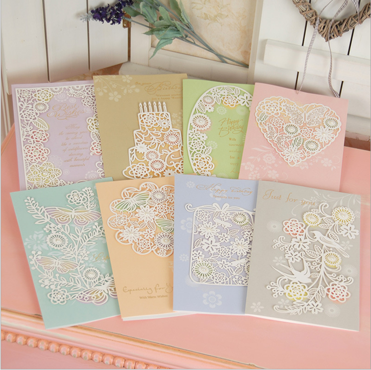 small size greeting cards