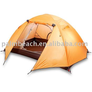 Aluminum pole tent / light weight tent / traveling tent /mountain tent / camping tent