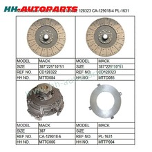 CD128322 128323 CA-129018-4 PL-1631 Clutch Assembly for MACK Trailer Truck Clutch Kit