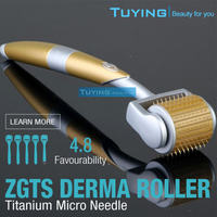high quality wholesale 0.2-3.0mm mix size titanium derma roller for stretch marks With CE