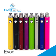 2014 New wholesale electronic cigarette evod battery evod 1300 battery