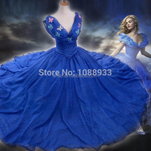 Customized 2016 cinderella adulto costumi donne di età cosplay <span class=keywords><strong>del</strong></span> partito blu <span class=keywords><strong>cenerentola</strong></span> prom dress con halloween abiti da <span class=keywords><strong>cenerentola</strong></span>