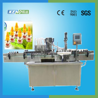 KENO-FC100 Automatic vial filling and capping machinery