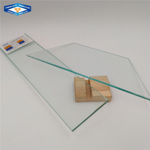 8mm clear tempered glass for pool fence panel