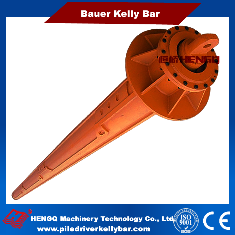 HENGQ Match for rotary drilling rig durable Kelly bars
