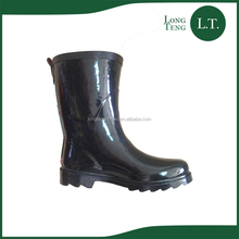 High Quality cheap rubber boots rain shoes 100% Waterproof