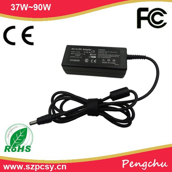 high efficiency 24w 12v 2a power adapter for muscle relax device CE RoHS FCC