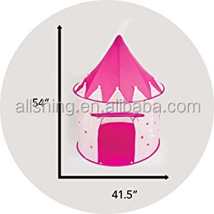 Wholesale Princess Castle Play Tent for Girls Toys Best Christmas Birthday Gift, Your Baby will Enjoy this Foldable Play
