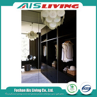 Wholesale Chinese cheap bedroom wall mounted wardrobe for small rooms